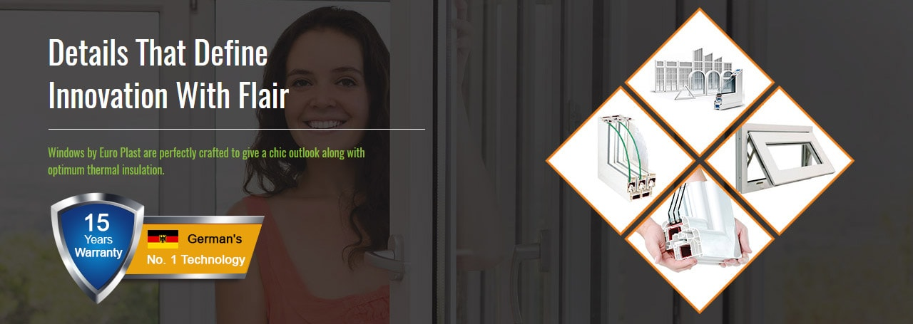 uPVC window companies